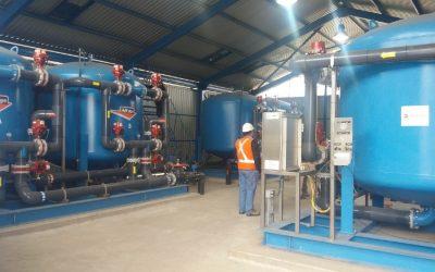 El Grupo Micr'eau acaba de completar dos nuevos negocios de suministro de medios filtrantes para el tratamiento del arsénico en el agua potable en Francia