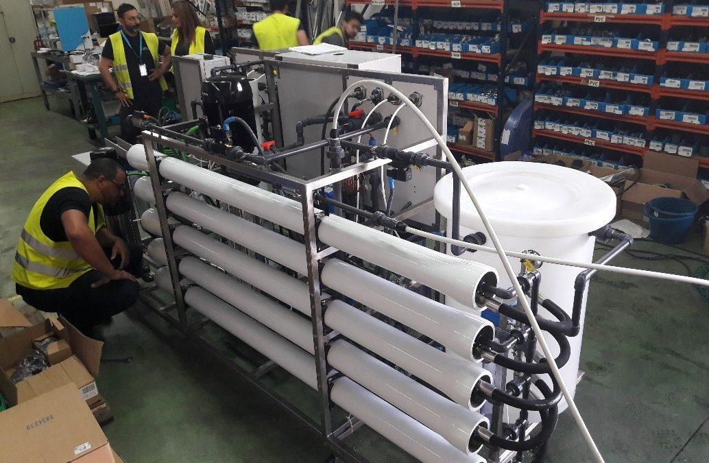 la société micreau poursuit son partenariat technique avec le groupe ERAMET en argentine