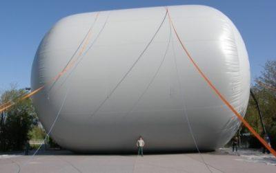 A Micreau se le confía una misión de auditoría en el sitio alsaciano de Roquette fréres para el almacenamiento de biogás