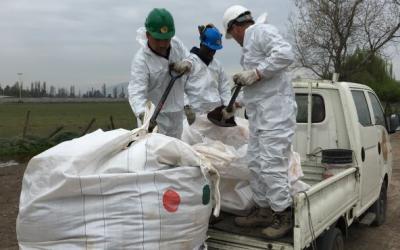 Développements techniques sur l'arsenic en France comme au Chili