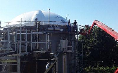 Noticias recientes sobre la reanudación de los sitios de biogás en Francia después de la definición: