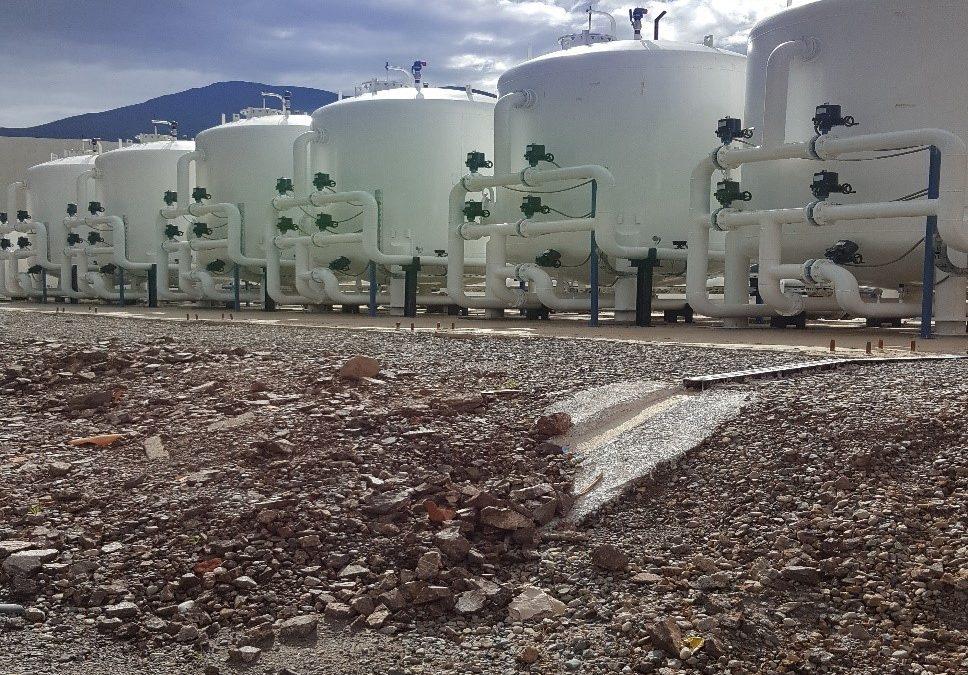 Actualités traitement de l'eau Chili