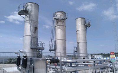 Micr'Eau remporte l'appel d'offres sur la maintenance des 5 torchères du site d'Achères exploité par le SIAAP