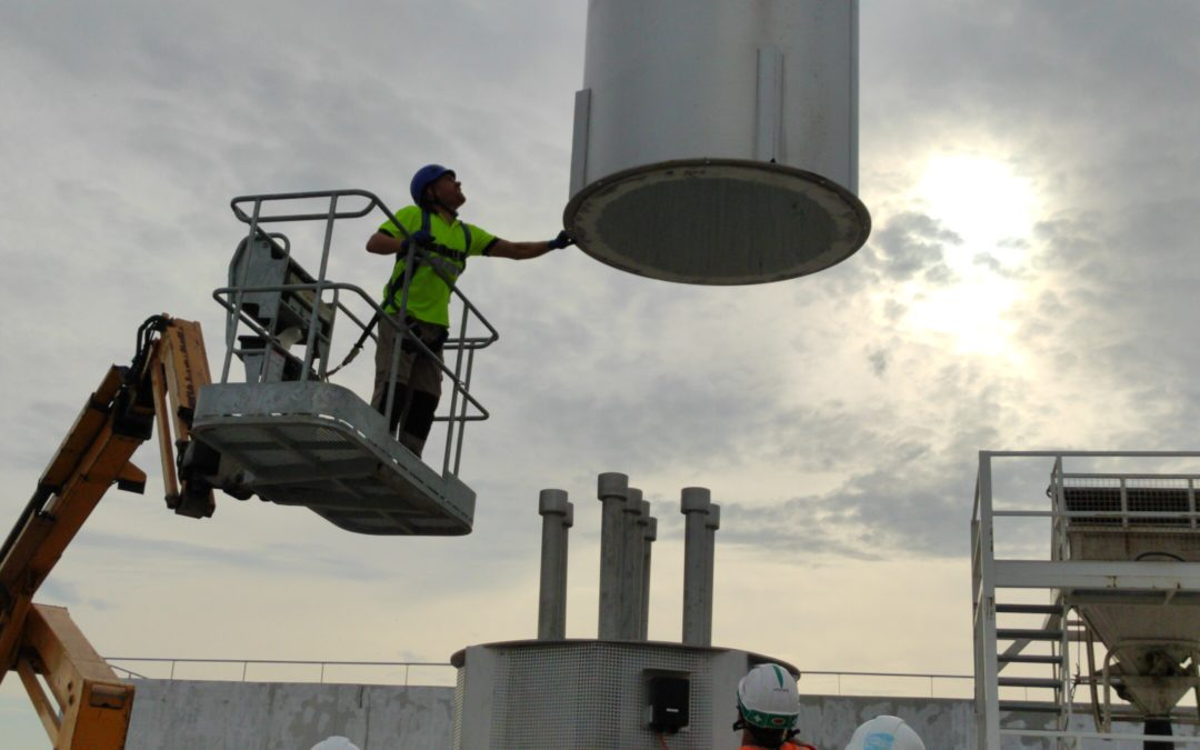 Biogas: Micr'Eau's know-how is exported to Argentina