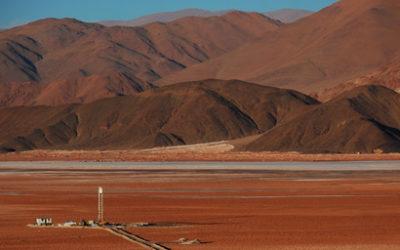 Coopération avec Eramet en Argentine sur le site minier de Salta