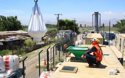 A mega contract for Micr'Eau in Chile