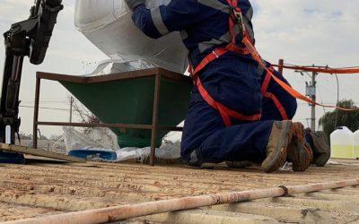 Micr'Eau démarre le plus gros contrat d'arsenic à Santiago du Chili