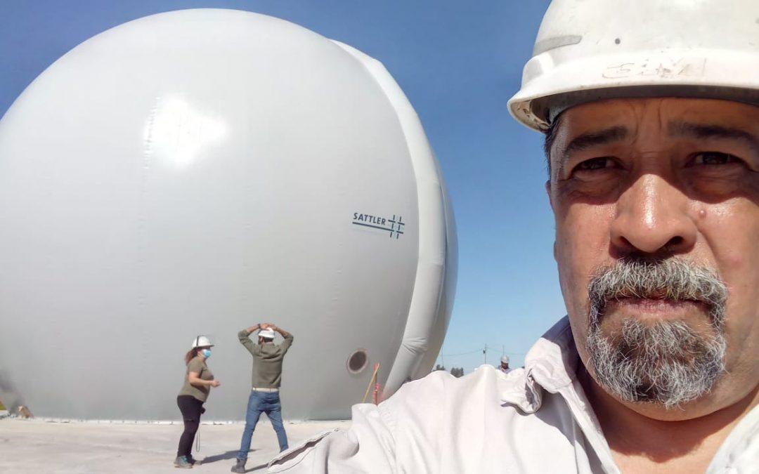 Latin America: a good year for gasholders